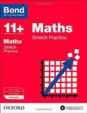 Bond 11+: Maths: Stretch Practice: 8-9 years - Down, Frances