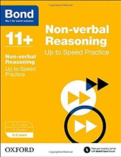 Bond 11+: Non-verbal Reasoning: Up to Speed Practice: 8-9 years - Primrose, Alison