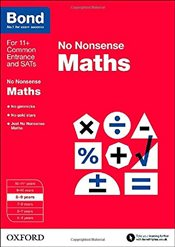 Bond: Maths: No Nonsense: 8-9 years - Lindsay, Sarah