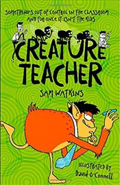 Creature Teacher - Watkins, Sam