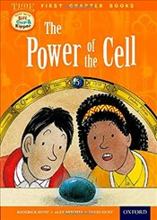 Oxford Reading Tree Read with Biff, Chip and Kipper: Level 11 First Chapter Books: The Power of the  - Hunt, Roderick