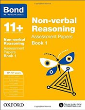 Bond 11+: Non-verbal Reasoning: Assessment Papers: 11+-12+ years Book 1 - Primrose, Alison