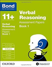 Bond 11+: Verbal Reasoning: Assessment Papers: 9-10 years - Down, Frances