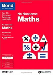 Bond: Maths: No Nonsense: 9-10 Years - Lindsay, Sarah