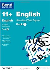 Bond 11 +: English: Standard Test Papers: 9-11 years - Lindsay, Sarah