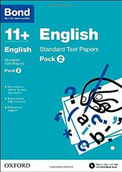 Bond 11+: English: Standard Test Papers: 9-11 years - Lindsay, Sarah