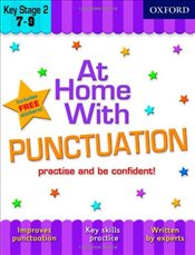At Home with Punctuation (7-9) - Lindsay, Sarah
