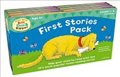Oxford Read With Biff Chip Kipper First Stories Collection 16 Books Set (L.1-4) - Hunt, Roderick