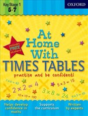 At Home With Times Tables - Dawson, Richard