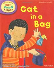 Oxford Reading Tree Read With Biff, Chip, and Kipper: Phonics: Level 2: Cat in a Bag - Hunt, Mr Roderick