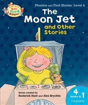 Oxford Reading Tree Read With Biff, Chip, and Kipper: The Moon Jet and Other Stories (Level 4) (Read - Hunt, Roderick