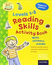 Oxford Reading Tree Read With Biff, Chip, and Kipper: Levels 1-2: Reading Skills Activity Book (Read - Hunt, Roderick
