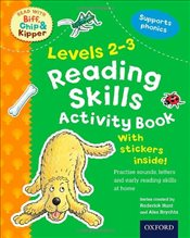 Oxford Reading Tree Read With Biff, Chip, and Kipper: Levels 2-3: Reading Skills Activity Book (Read - Hunt, Roderick