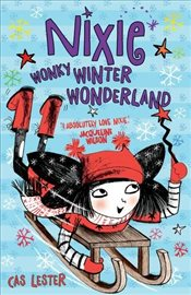Nixie: Wonky Winter Wonderland - Lester, Cas