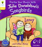 Oxford Reading Tree Songbirds: Level 5: Leroy and Other Stories - Donaldson, Julia