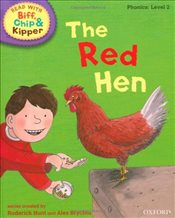 Oxford Reading Tree Read With Biff, Chip, and Kipper: Phonics: Level 2: The Red Hen - Hunt, Mr Roderick