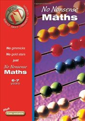 Bond No Nonsense Maths 6-7 years (Bond Assessment Papers) - Lindsay, Sarah