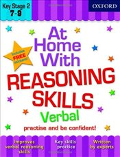At Home with Verbal Reasoning Skills (7-9) - Primrose, Alison