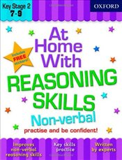At Home with Non-Verbal Reasoning Skills (7-9) - Primrose, Alison