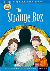 Oxford Reading Tree Read with Biff, Chip and Kipper: Level 11 First Chapter Books: The Strange Box ( - Hunt, Roderick