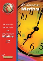Bond No Nonsense Maths 7-8 years (Bond Assessment Papers) - Lindsay, Sarah