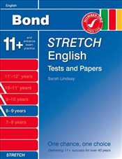 Bond Stretch English Tests and Papers 8-9 years - Down, Frances