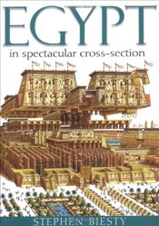 Egypt in Spectacular Cross-Section - Ross, Stewart
