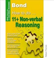 Bond How to Do 11+ Verbal Reasoning by Primrose, Alison ( AUTHOR ) Jun-28-2007 Pamphlet - Primrose, Alison