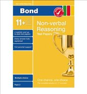 Bond 11+ Test Papers Non-Verbal Reasoning Multiple Choice Pack 2 by Primrose, Alison ( AUTHOR ) Jul- - Primrose, Alison