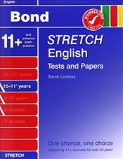 Bond Stretch English Tests and Papers 10-11+ years - Down, Frances