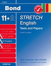 Bond Stretch English Tests and Papers 9-10 years - Down, Frances