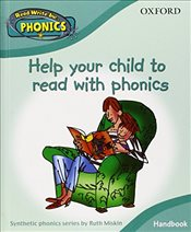 Read Write Inc. Phonics: Parent Handbook-Help your child read with phonics - Miskin, Ruth
