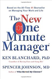 New One Minute Manager - Blanchard, Ken