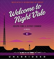 Welcome to Night Vale CD - Fink, Joseph