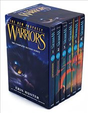Warriors: The New Prophecy Box Set: Volumes 1 to 6 - Hunter, Erin