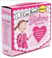 Pinkalicious Phonics Box Set (My First I Can Read) - Kann, Victoria