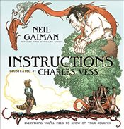 Instructions - Gaiman, Neil