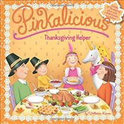 Pinkalicious: Thanksgiving Helper - Kann, Victoria