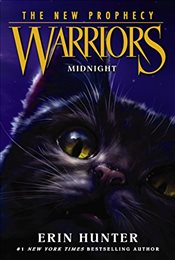 Warriors: The New Prophecy #1: Midnight - Hunter, Erin