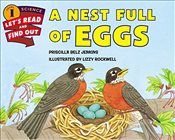Nest Full of Eggs (Lets-Read-and-Find-Out Science 1) - Jenkins, Priscilla Belz