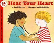 Hear Your Heart (Lets Read-And-Find-Out Science) - Showers, Paul
