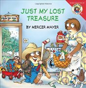 Little Critter: Just My Lost Treasure - Mayer, Mercer