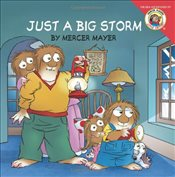 Little Critter: Just a Big Storm (Little Critter (8x8)) - Mayer, Mercer