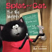 Splat the Cat: The Big Helper - Scotton, Rob
