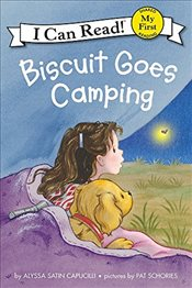 Biscuit Goes Camping (My First I Can Read) - Capucilli, Alyssa Satin