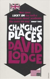 Changing Places - Lodge, David