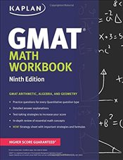 Kaplan GMAT Math Workbook 9e -