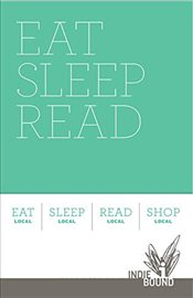 Eat Sleep Read: Indie Bound Journal Set - Indiebound,