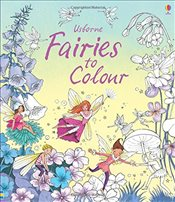 Fairies to Colour - Davidson, Susanna