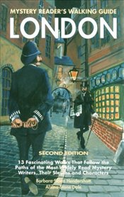 LONDON : MYSTERY READERS WALKING GUIDE - HENDERSHOTT, BARBARA SLOAN